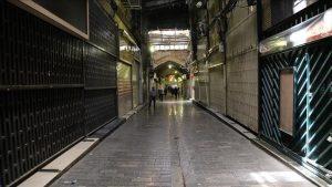 تعطیلی بازار تهران یک هفته دیگر تمدید شد